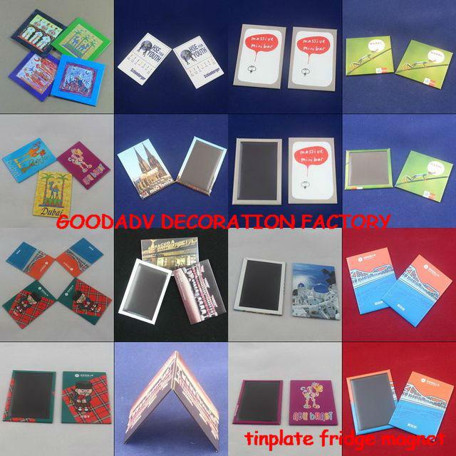 tinplate fridge magnet-050