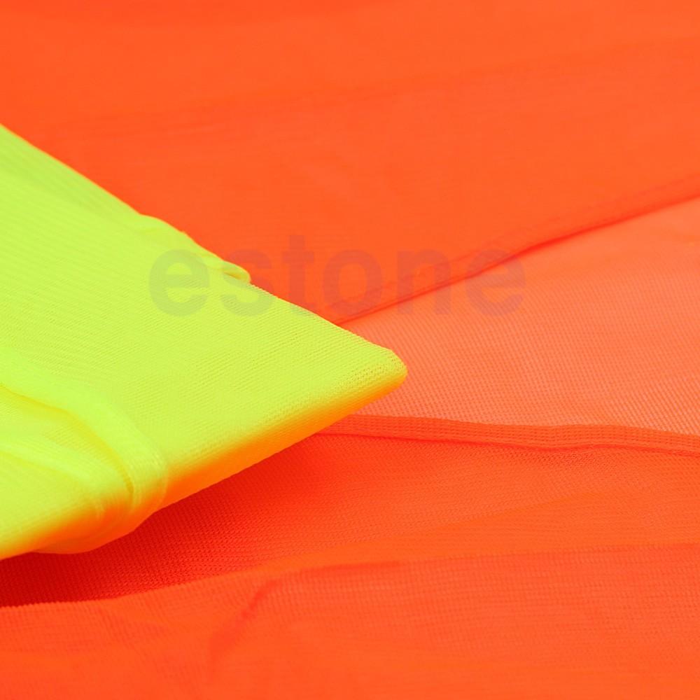 B76 света тонкой воздухопроницаемой светоотражающие жилеты экологической санитарии пальто жилет