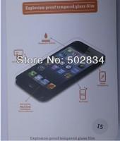 Защитная пленка для экрана 1pc Premium tempered Glass Film Screen Protector for iphone 5G 5