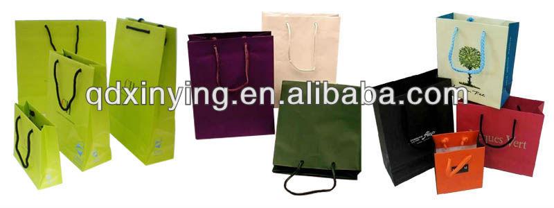 Ecofriendly Pattern Paper Bag