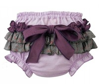 FREE SHIPPING-- 3pcs/lot  baby PP pants tutu  for children baby girl's  pants bowknot design cute children outfits