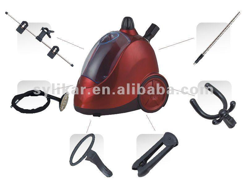 Shop Industr Electric Steamer