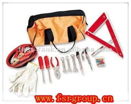24pcs Auto emergency tool kit