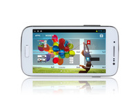 "Мобильный телефон NewArrivaL 4.3"" Capacitive Screen Mini S4 Mini I9190 Phone Android 4.2 Smart Phone 1.0Ghz WIFI Dual Sim"