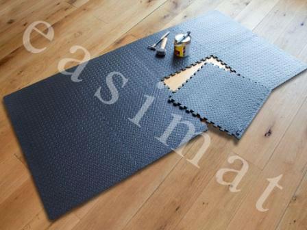 Interlocking gym garage anti fatigue floor play eva mats fed
