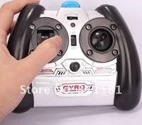 Freeshipping on sale 3 Channel Syma S111G Coast Guard RC Radio Remote Control Gyro Helicopter Red