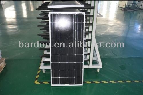 12v 100w polycrystalline monocrystalline solar panel