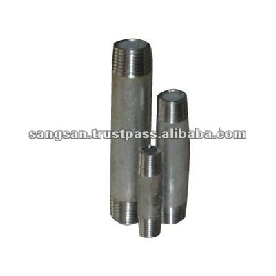 gi nipple view pipe fittings plumbtech product details