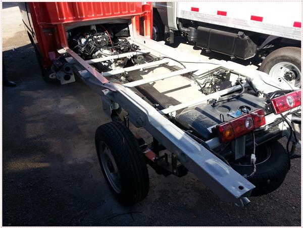 2013 hot sale foton diesel mini truck