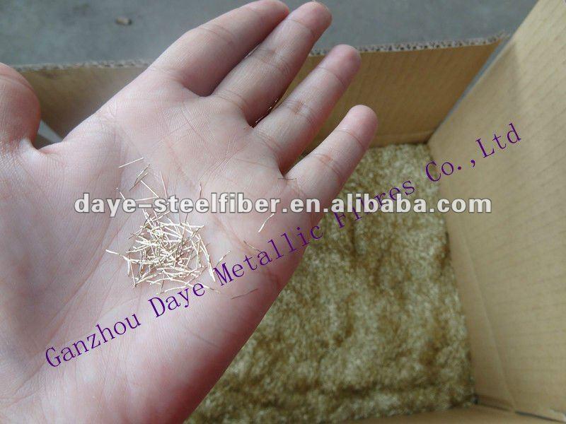 cuivre enduit micro fibers d 39 acier pour b ton ultra hautes. Black Bedroom Furniture Sets. Home Design Ideas