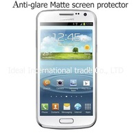 For samsung Galaxy Premier i9260, Anti-Glare Matte / non fingerprint lcd film guard screen protector,20pcs/lot,high quality