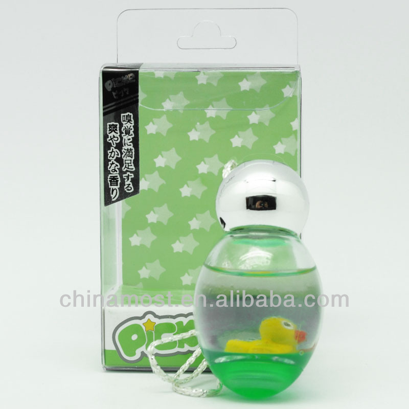 CarSetCity Firefly Car Air Freshener Lyme Duck 27ml cute