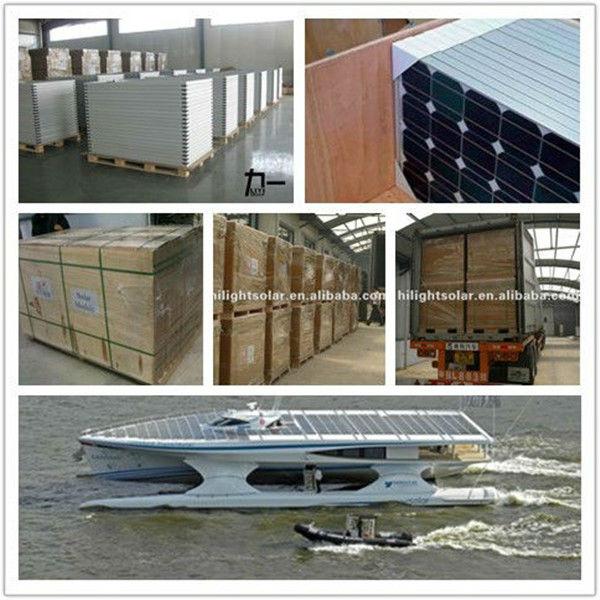 high quality monocrystalline solar panel inmetro tuv IEC CE CEC ISO