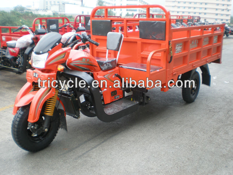 China gas 250CC 3 wheel scooter