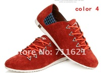 Мужские кроссовки 2012 HOT SELLING NWT 4 colors Men's casual shoes men's Running shoes sneakers with tie #9