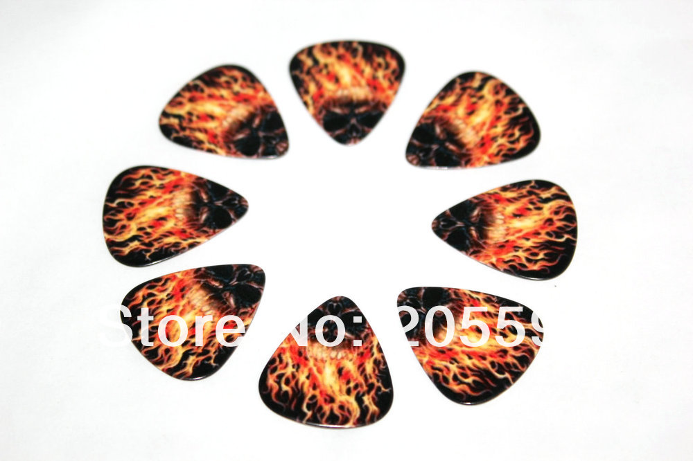 Extra Heavy 0.7mm variety custom plectrum medium guitar picks