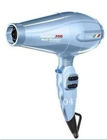 Фен для волос 1Piece PRO Torino 6600 Nano Titanium Hair Dryer 2000 Watts Blue Color 110V, 220V