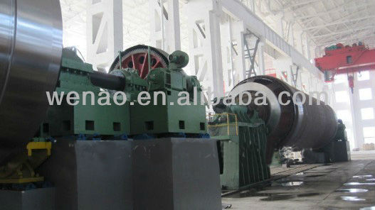 Metallurgical Rotary Kiln