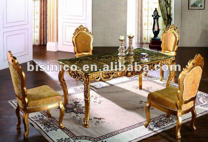 Vendita calda classici di lusso sala da pranzo mobili set - Mobili per sala da pranzo classici ...