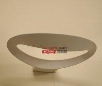 Продажа 1 свет современный творческий artemide mesmeri улыбка стены лампы арматуре белый черный серебристо-серый