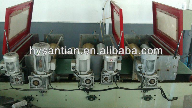 PVC floor Panel anti-scratch uv coating