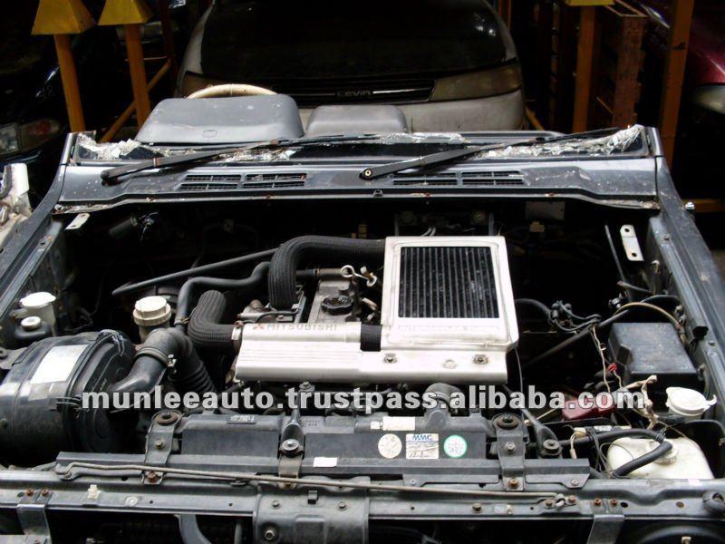 JDM MMC Pajero 6G72 V6 Engine HalfCut Complete Swap