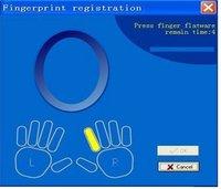 биометрических отпечатков пальцев время посещаемость терминал с bulit в его ет id-карты читателя доступа управления компании рабочих ключа управления ЖК