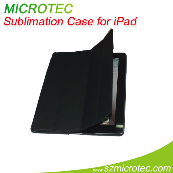hot sale sublimation gift tpu back cover case for ipad 2
