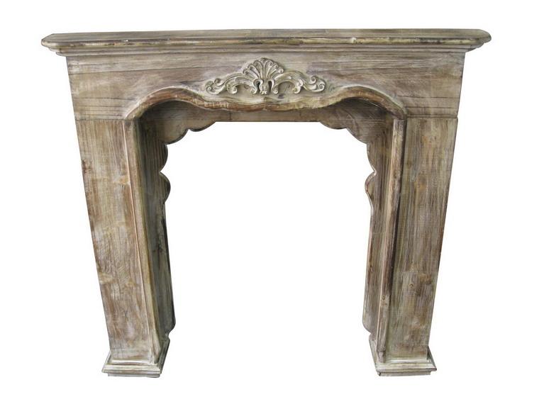 Pin chimeneas de madera decorativas lwcw08018 la chimenea - Chimeneas de madera decorativas ...