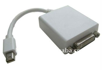high quality! female mini displayport to dvi adapter