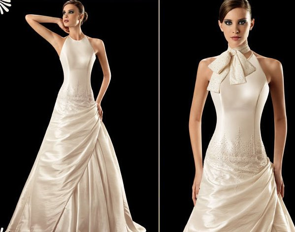 2011 new hot sale sexy arabic wedding dress