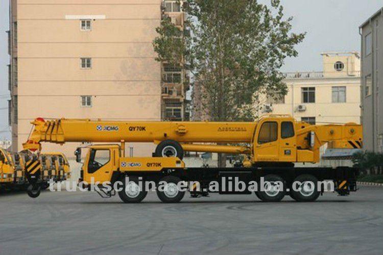 70 Ton Caminhão Guindaste XCMG QY70K