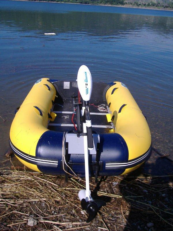 HASWING Electric Trolling motor outboard trolling motor fishing motor quiet motor marine motor boat Motor Osapian 40lbs