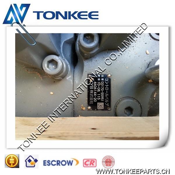 original new KYB 4606144 control valve assy C0170-55951 (2).jpg