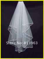Свадебная фата современный 02-001