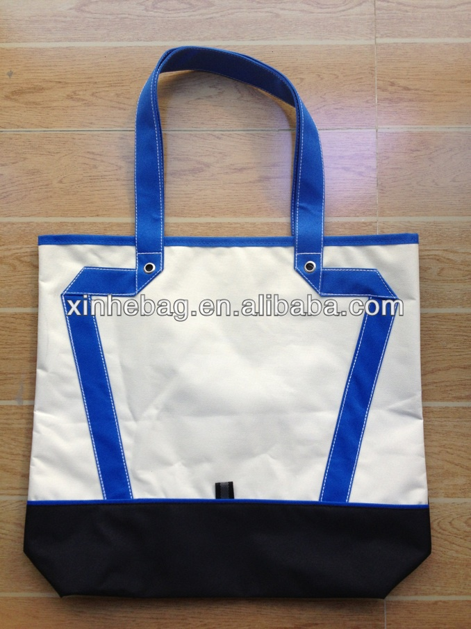 600d polyester bag with mesh pocket!