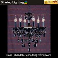 [Sharing Lighting]Spakle gold spiral pendant lamp,crystal handing light,Crystal chandeliers