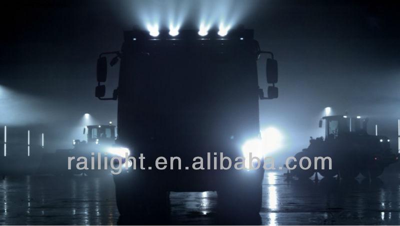 55W epistar super bright high lumen waterproof RGD1030 off road motorcycle headlight