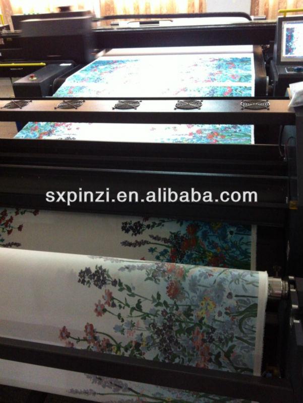 cotton poplin, digital printed fabric, printing cotton fabric
