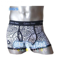 "Мужские боксеры Calvin"" men cuecas boxers men brand underwear men brand boxer shorts trunk men underpants individual package mixed colors"