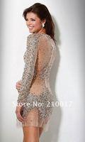 Коктейльное платье 7757