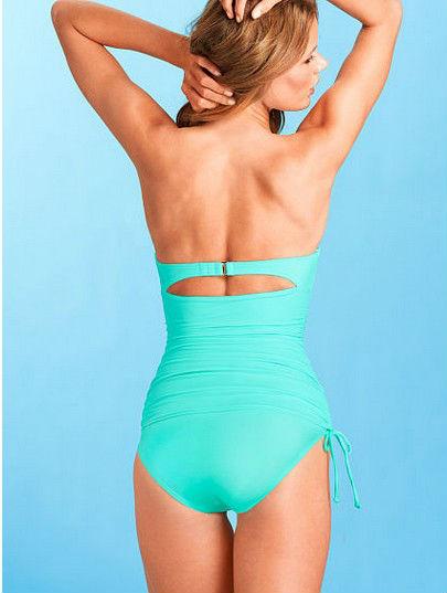 Forever sexy twist bandeau one-piece xxx photos bikini