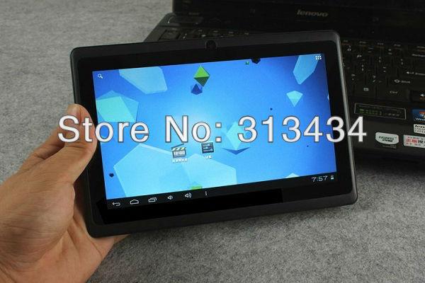 Фото: планшет 7 android 22