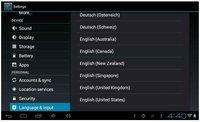 "Планшетный ПК Carefree Allwinner A13 7"" android 4.0 Q8"