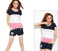 Женский комплект одежды для волейбола female han edition of the new summer leisure fashion sportswear