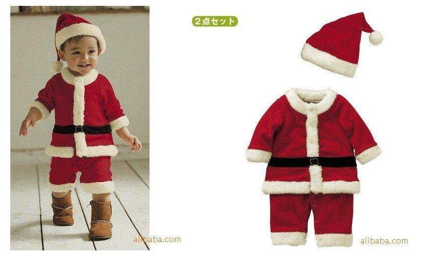 Сшить костюм санта клауса для малыша своими руками