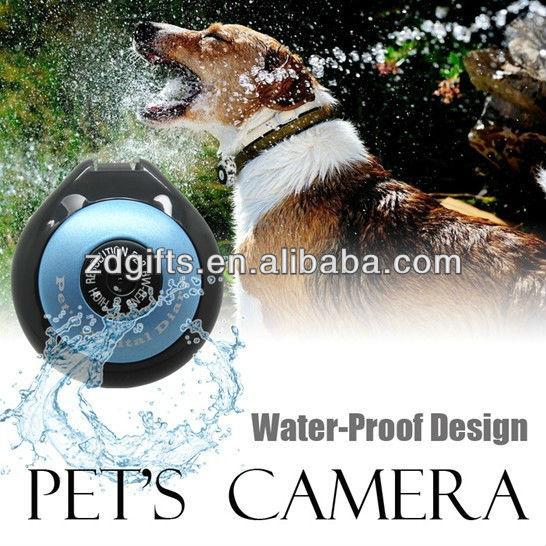 Waterproof PET Digital Video Camera for puppy,dog,cat