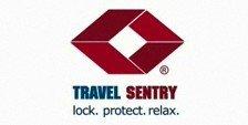 Tsa CODE de verrouillage pour valise sac de voyage