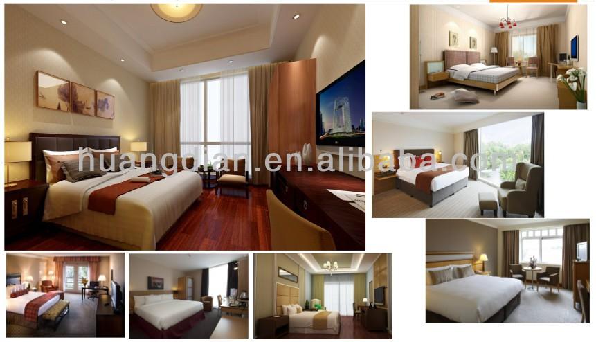 Vente chaude design moderne mobilier de l 39 h tel pour h tel - Mobilier chambre hotel ...