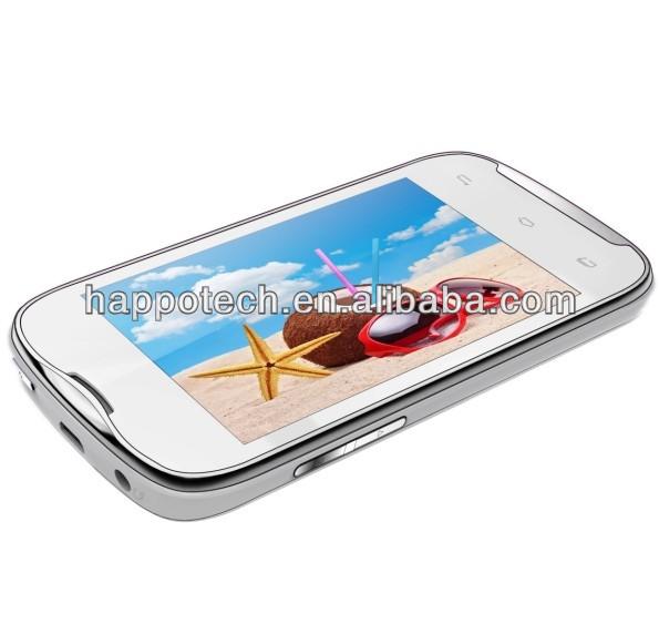 2014 Best Dual Core 3G 3.5inch MTK 6572 best dual core mtk6572 mt6572w smart phone